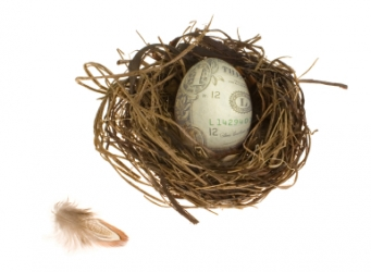 Nest Egg protected with Long Term Care Insurance