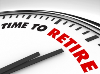 Time to Retire - Clock and Consider Long Term Care Insurance