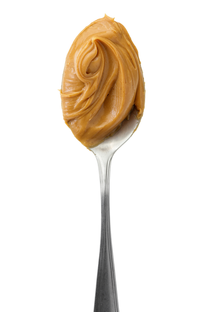 Can sniffing peanut butter confirm an alzheimer 39 s diagnosis for 1 tablespoon of butter