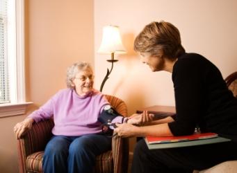 long term care alzheimer's caregiver